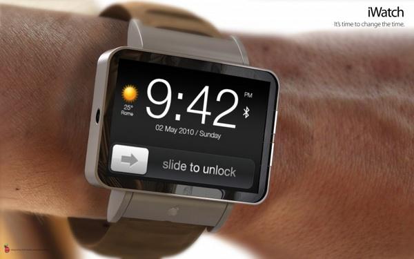 عرضه اپل iWatch از نیمه دوم ۲۰۱۳