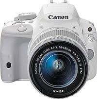 دوربین حرفهای با بدنه سفید و منحصر به فرد