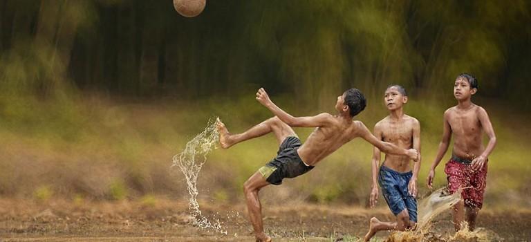 زندگی روزمره در روستاهای اندونزی