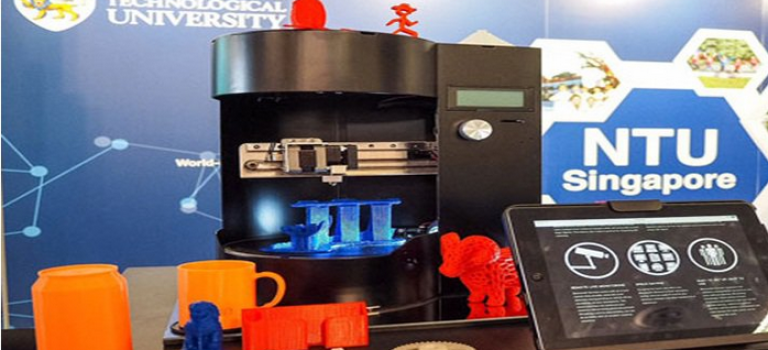 رونمایی از نخستین اسکنر-چاپگر سهبعدی و فشرده جهان