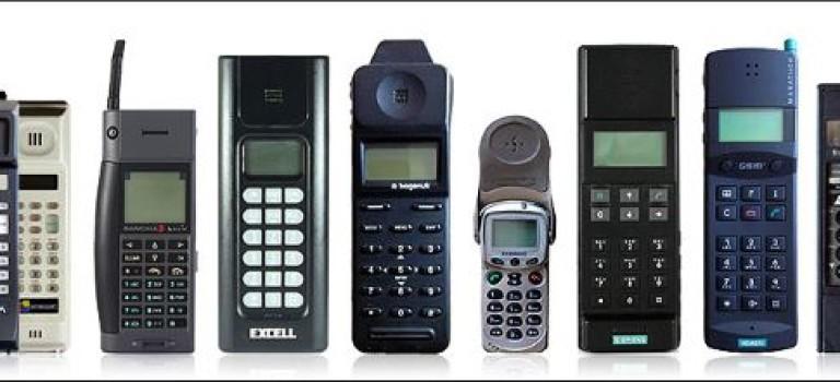 موبایل های نمادین گذشته اگر امروز به بازار می آمدند خریدشان چقدر هزینه داشت؟
