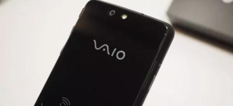 اولین تلفن هوشمند VAIO رسماً معرفی شد