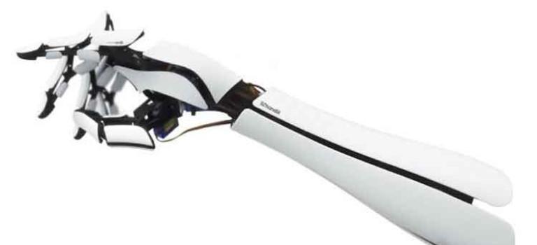 تماشا کنید: ساخت بازوی روباتیک با پرینت سه بعدی و تلفن هوشمند