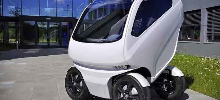 EO 2  ماشینی که می تواند تغییر شکل بدهد