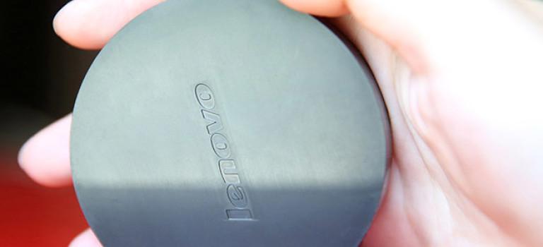 رونمایی لنوو از دانگل ۵۰ دلاری خود برای رقابت با کروم کست گوگل