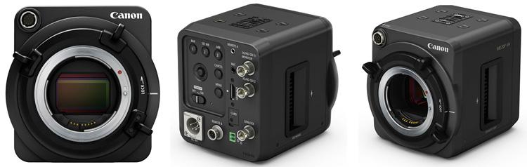 دوربین کانن با حساسیت سنسور 4٫000٫000