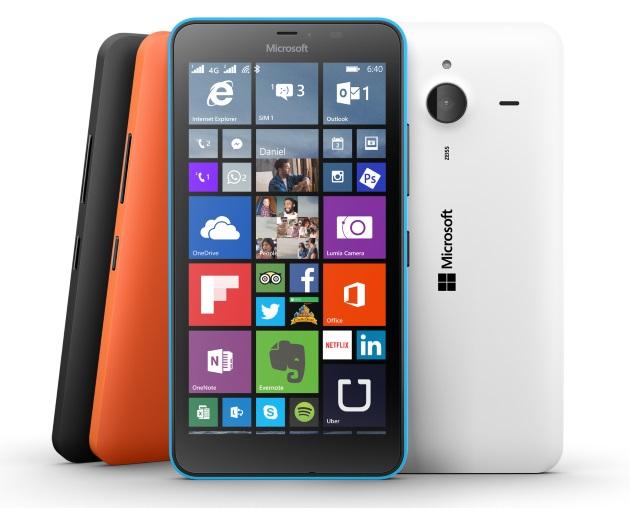 Lumia640XLfamily