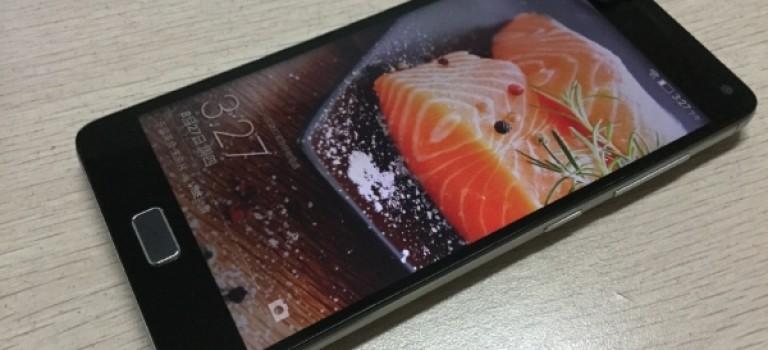 انتشار تصاویری جدید از تلفن هوشمند Vibe P1 لنوو