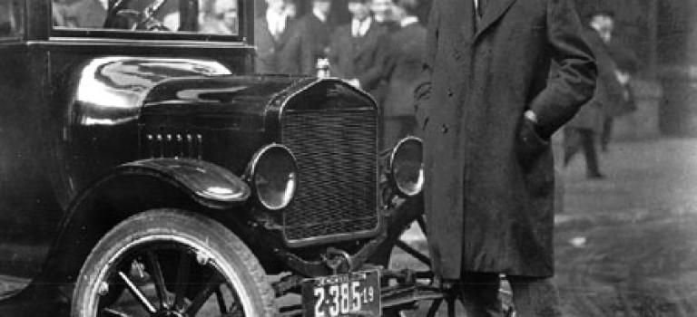 داستان موفقیت هنری فورد، پدر روباتهای صنعتی