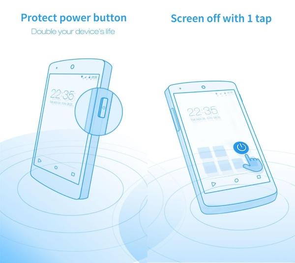 معرفی Screen Off؛ ویجتی که از استهلاک دکمه پاور جلوگیری می کند