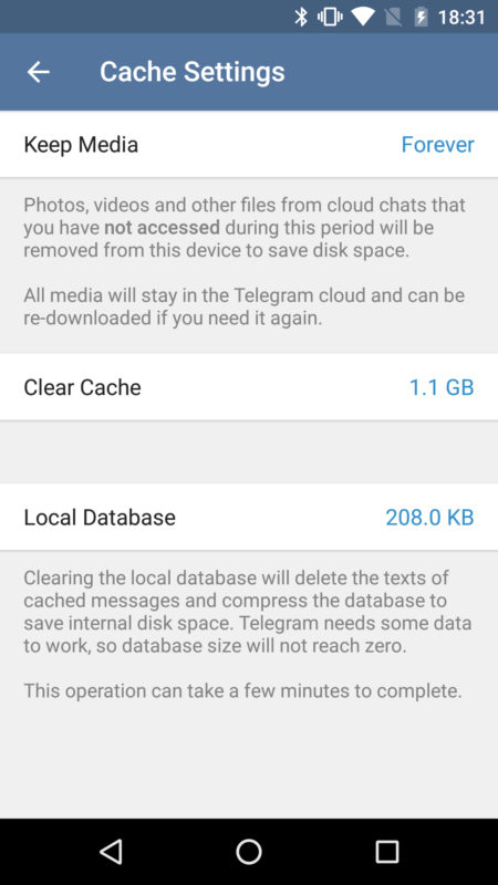 cache-clear-telegram-new-update-bazdidfa-by-ype