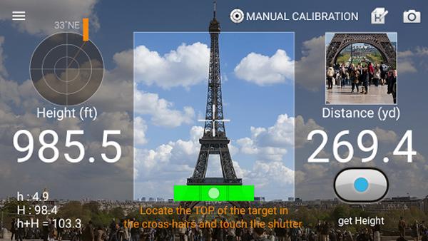 معرفی Smart Measure؛ اپلیکیشنی برای تخمین اندازه اشیاء با استفاده از دوربین