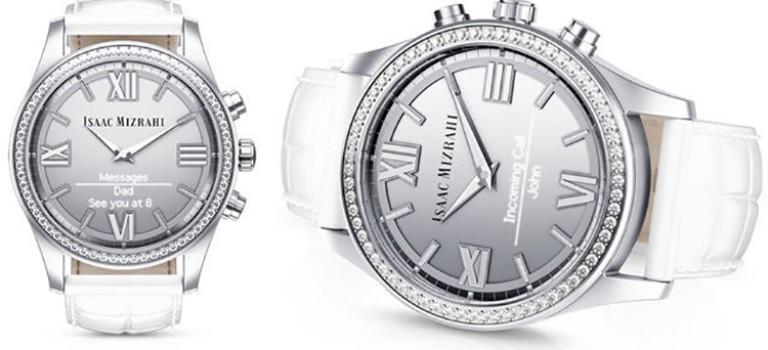 ساعت هوشمند اچ پی با طراحی زیبا معرفی شد