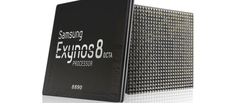 سامسونگ چهارمین تولید کننده بزرگ پردازنده های موبایل دنیا شد