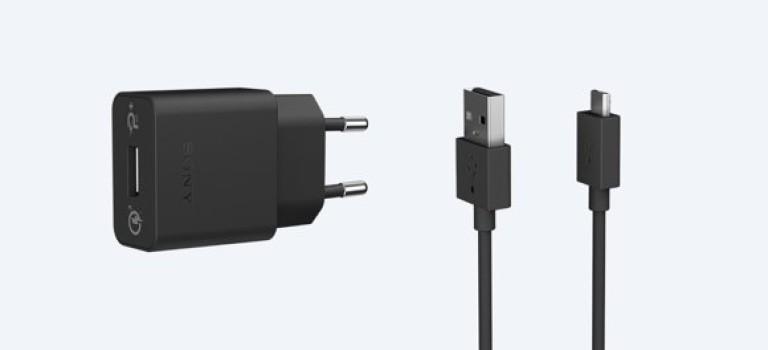 شارژر سریع UCH12 با فناوری Quick Charge 3.0 و Pump Express+ 2.0 توسط سونی معرفی شد