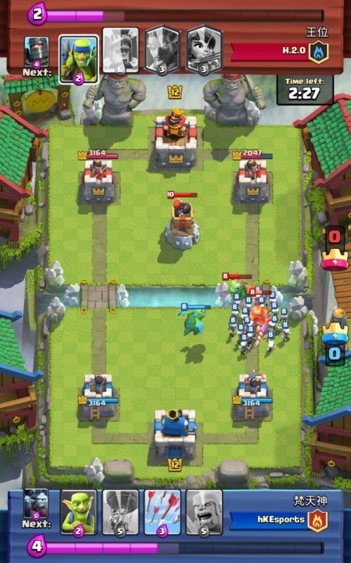 نبردهای دیگر بازیکنان را تماشا کنید