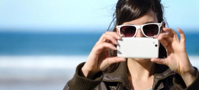 عکاسی با گوشی موبایل را یاد بگیرید