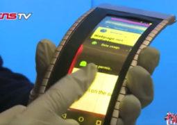 تلفن هوشمند انعطاف پذیر توسط کمپانی چینی تولید شد