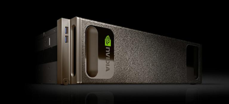 انویدیا سوپر کامپیوتر GDX-1 را با قدرتی برابر ۲۵۰ رایانه سرور در GTC 2016 معرفی کرد