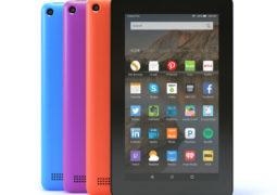 آمازون از نسخه 16 گیگابایتی تبلت فایر به همراه سه رنگ جدید رونمایی کرد