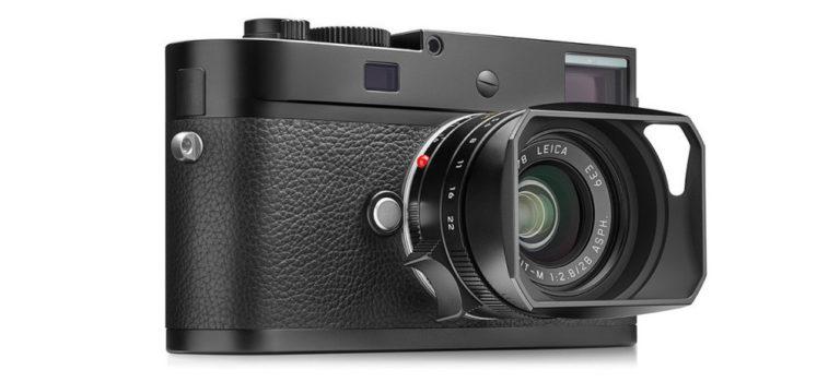 لایکا از یک دوربین دیجیتال بدون نمایشگر با قیمت 6000 دلار پرده برداشت