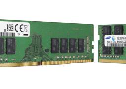 سامسونگ موفق به تولید چیپ DRAM ده نانومتری شد