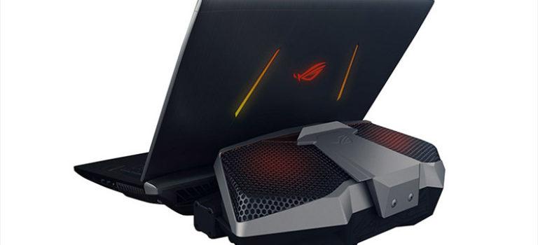 ایسوس لپ تاپ گیمینگ جی ایکس 800 را معرفی کرد