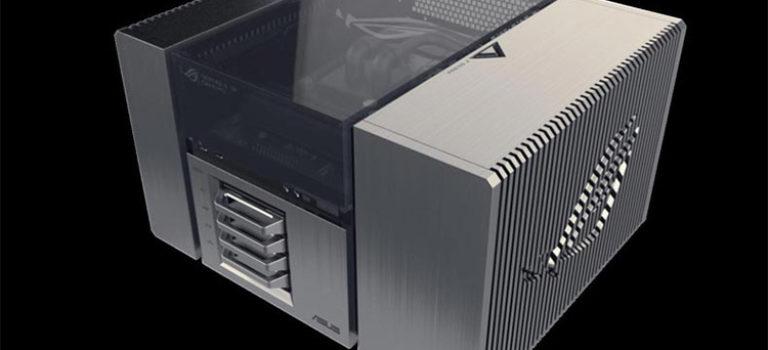 ایسوس از  آوالون، رایانه شخصی قابل ارتقا رونمایی کرد