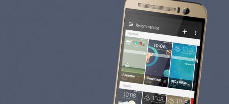 اچ تی سی گوشی One M9+ Prime Camera Edition را معرفی کرد