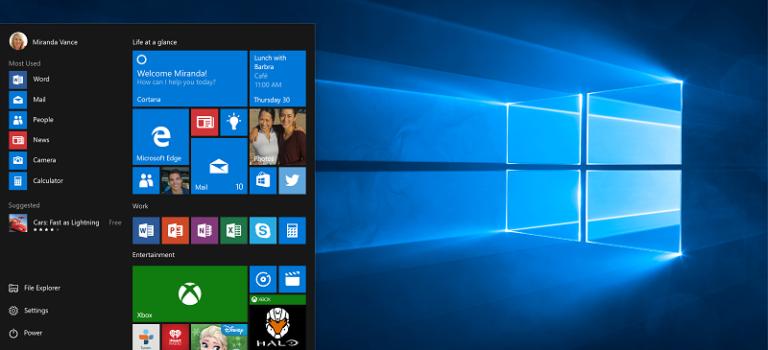 پشتیبانی از سنسور اثر انگشت به ویندوز 10 موبایل اضافه می شود