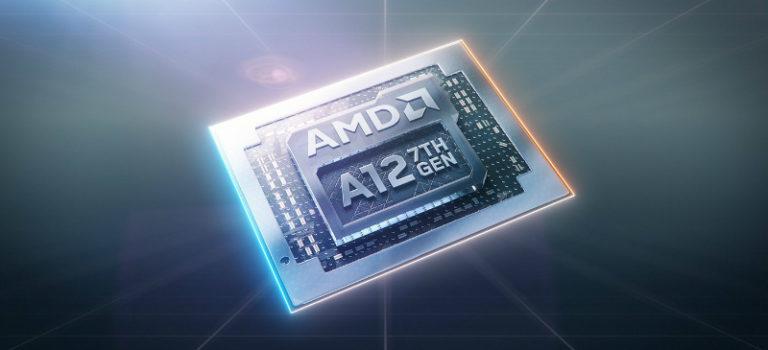 شرکت AMD از نسل هفتم پردازنده های خود برای لپ تاپ ها پرده برداشت