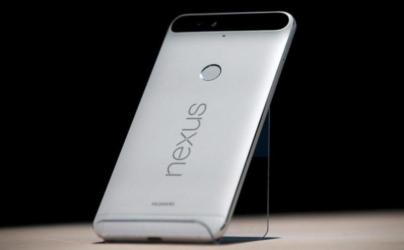 نکسوس 6 پی هواوی و گوگل