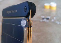 با صفحه Yolk از انرژی خورشید برای ابزارهای هوشمند استفاده کنید