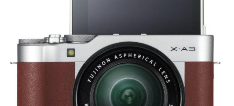 فوجی فیلم از دوربین بدون آینه  و لنز پرایم 23 میلیمتری رونمایی کرد