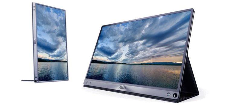 ایسوس، ZenScreen، باریک ترین و سبک ترین مانیتور قابل حمل دنیا را معرفی کرد