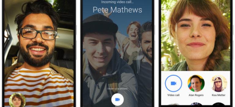 اپلیکیشن Duo رسما برای ios و اندروید معرفی شد