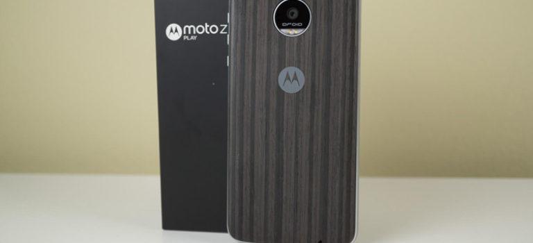 لنوو گوشی Moto Z Play را در ایفا 2016 معرفی کرد