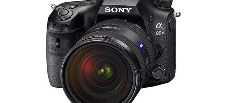 سونی دوربین آلفا 99 مارکII را با سنسور ۴۲ مگاپیکسلی رونمایی کرد