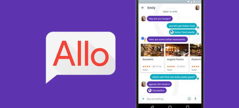 پیام رسان Allo برترین اپلیکیشن رایگان گوگل پلی شد