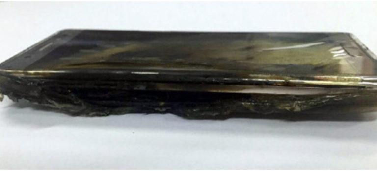 از آتش گرفتن دو دستگاه گلکسی نوت 7، تا زیان هفت میلیارد دلاری سامسونگ