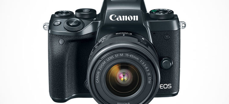 کانن دوربین بدون آینه جدید ام5 را معرفی کرد