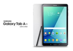 سامسونگ تبلت Galaxy Tab A 2016 را همراه با قلم S Pen معرفی کرد