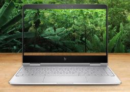 اچ پی نسل دوم لپ تاپ اسپکتر ایکس 360 را با نمایشگر بدون حاشیه معرفی کرد
