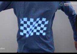 با DynaFlash آشنا شوید؛ فناوری جذابی برای پخش تصویر روی سطوح متحرک