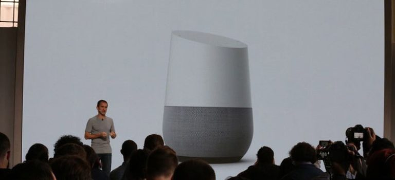 دستیار خانگی گوگل هوم معرفی شد