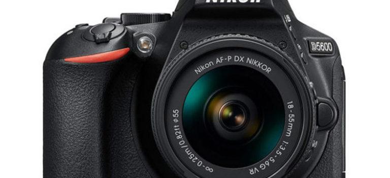 نیکون دوربین دی 5600 را رونمایی کرد