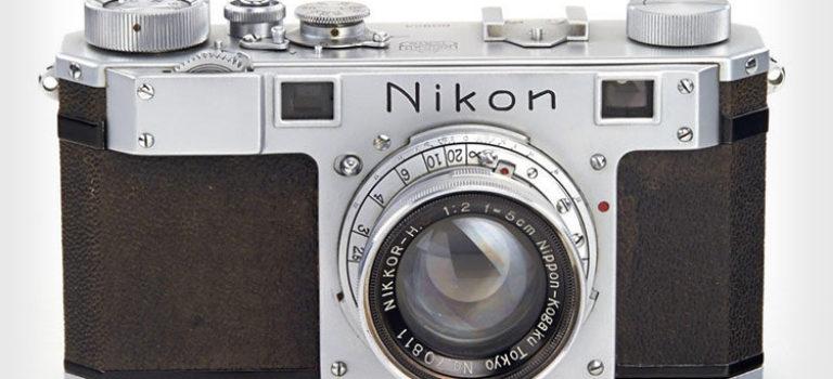 قدیمی ترین دوربین نیکون در یک حراجی ۴۰۶ هزار دلار فروخته شد