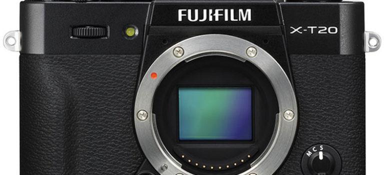 فوجی فیلم دو دوربین X100F و X-T20 را با سنسور ۲۴ مگاپیکسلی معرفی کرد