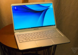 نوت بوک سری 9 سامسونگ؛ سبک ترین لپ تاپ ۱۳ اینچی دنیا