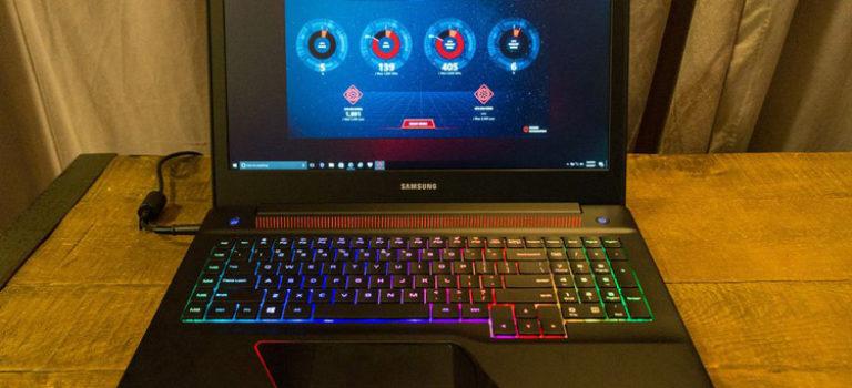 سامسونگ از لپ تاپ گیمینگ Odyssey رونمایی کرد